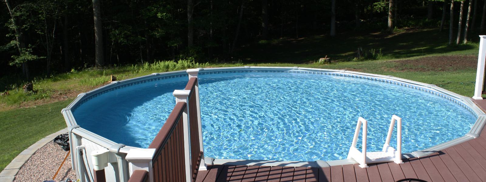 Piscine et spa st jean sur richelieu for Balayeuse de piscine hors terre
