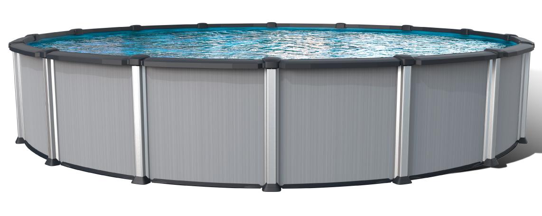 Piscine hors terre java piscines et spas 5000 for Prix piscine hors terre 24 pieds