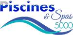 Piscines et spas 5000 Logo